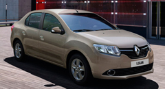 Logan new - ������������ ���������� �� Renault