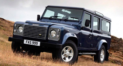 ���������� ����������� Land Rover Defender